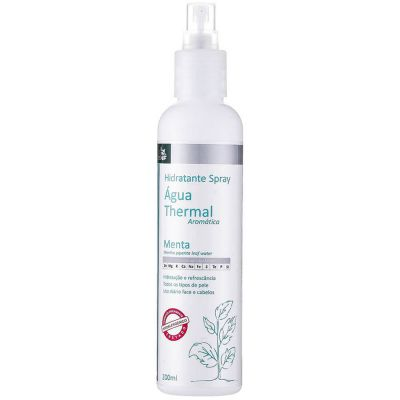 Água Thermal de Menta - WNF - 200ml
