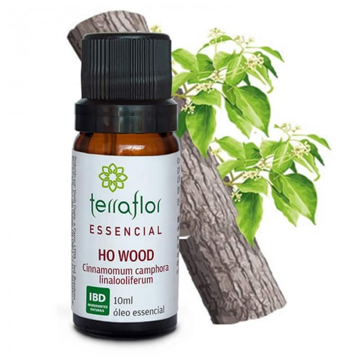 Óleo Essencial de Ho  Wood - Terra Flor - 10ml
