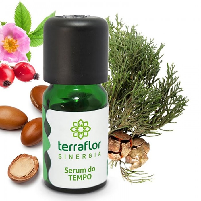 Sinergia Serum do Tempo - Terra Flor - 10ml