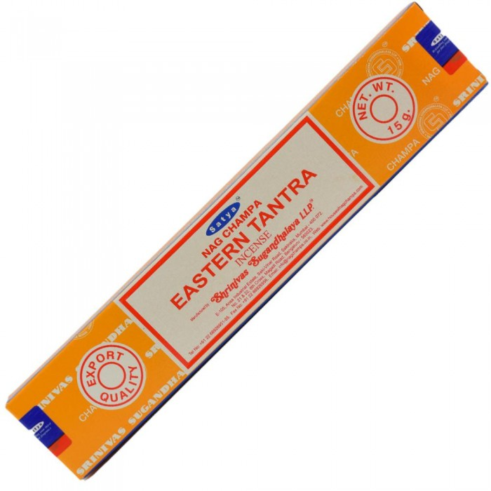 Incenso Eastern Tantra - Satya - 15g