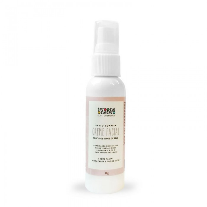 Creme Facial Hidratante - Twoone onetwo 60g