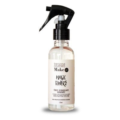 Magic Toner Tônico Demaquilante - Lavanda e Melaleuca - Twoone Onetwo 120ml