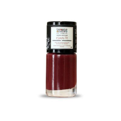 Esmalte Hipoalergênico Fortalecedor - 630 - Red Pear- Twoone Onetwo - 10ml