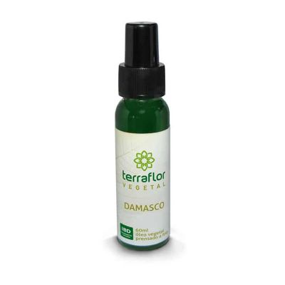 Óleo Vegetal de Damasco - Terra Flor - 60ml