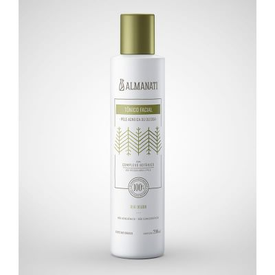 Tônico Facial Antiacne - Almanati 200ml