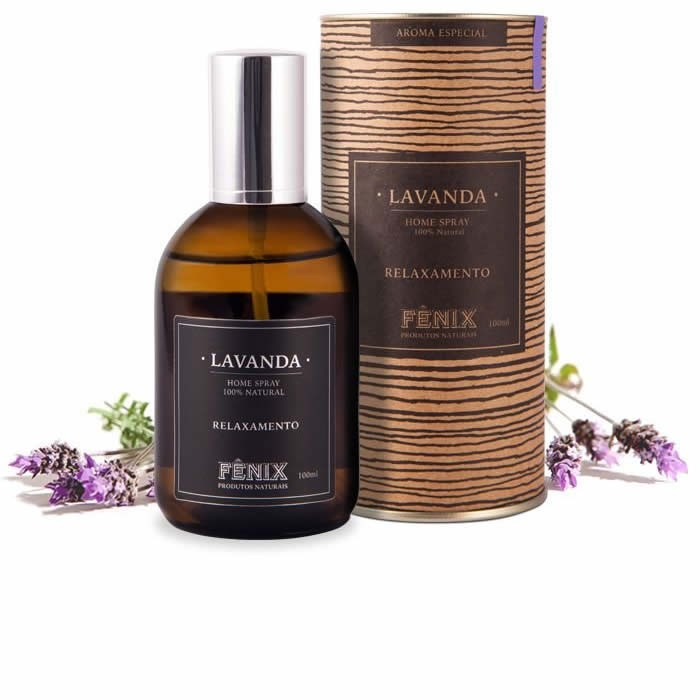 Spray de Ambiente de Lavanda - Fenix 100ml
