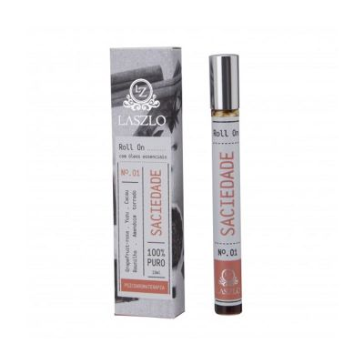 Sinergia Roll-on - Saciedade  - Laszlo 10ml
