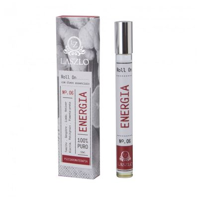 Sinergia Roll-on - Energia  - Laszlo 10ml