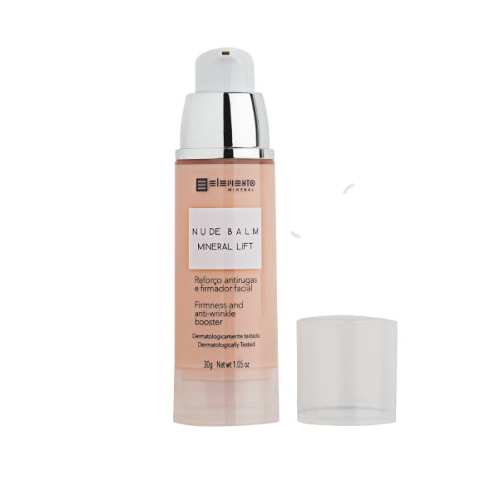 Nude Balm Mineral Lift - Elemento Mineral - 30ml