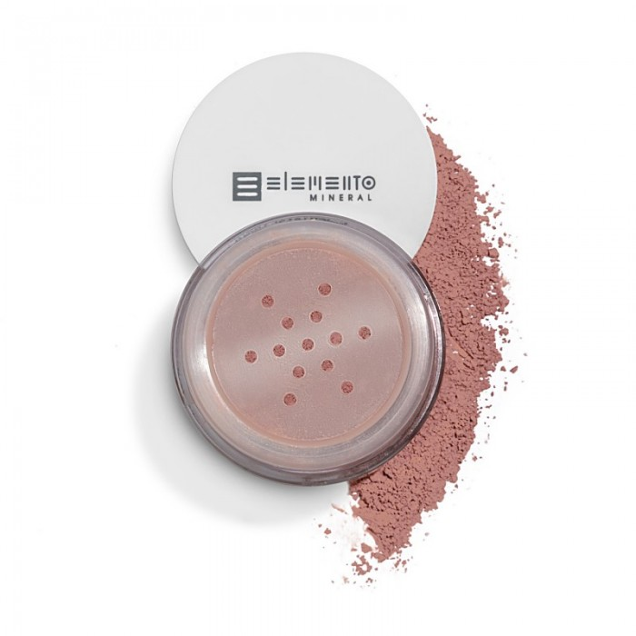 Blush Mineral Matte - Baby Pink (rosa claro) - Elemento Mineral 3g
