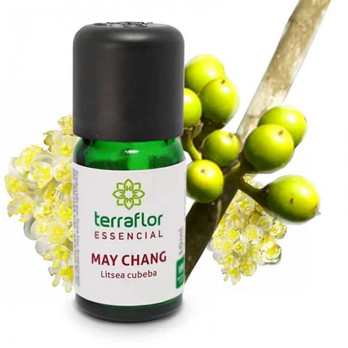 Óleo Essencial de May Chang (Litsea Cubeba) - Terra Flor - 10ml