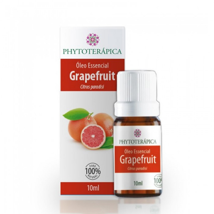 Óleo Essencial de Grapefruit - Phytoterápica - 10ml