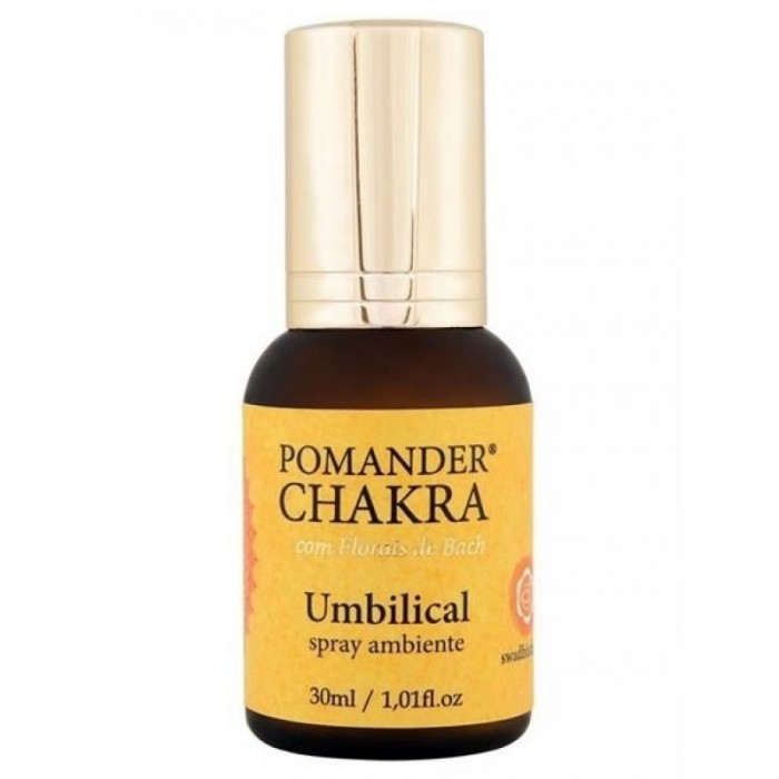 Blend Chakra Umbilical Pomander - Mona's Flower 30ml