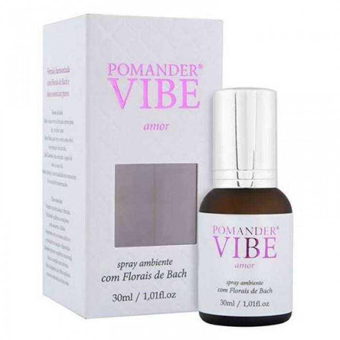 Spray de Ambiente Vibe Amor Pomander - Mona's Flower 30ml