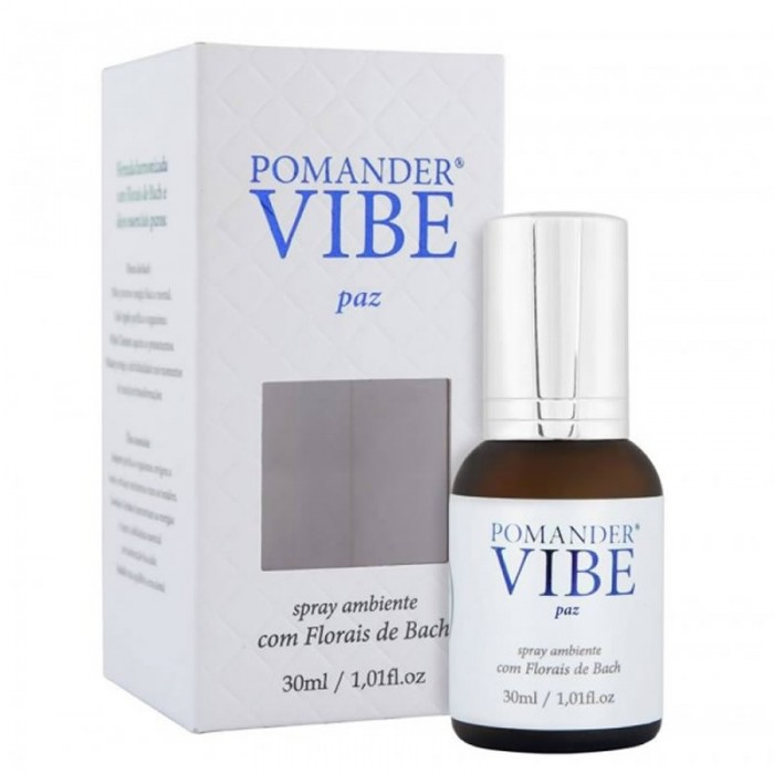 Spray de Ambiente Vibe Paz Pomander - Mona's Flower 30ml