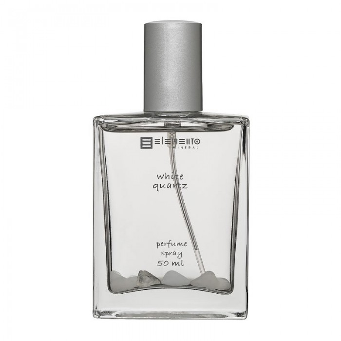 White Quartz Perfume Spray - Elemento Mineral - 50ml