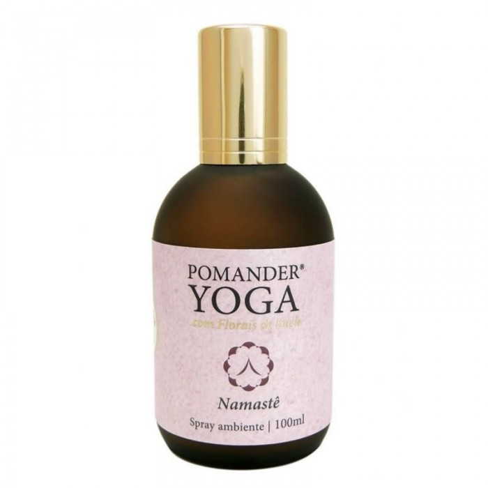 Spray de Ambiente Yoga Namastê Pomander - Mona's Flower 100ml
