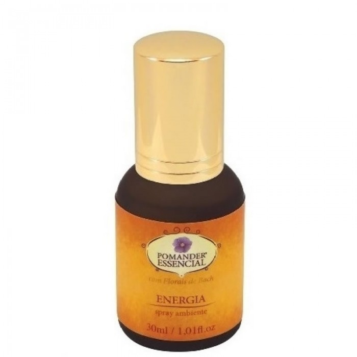 Spray de Ambiente Essencial Energia Pomander - Mona's Flower 30ml