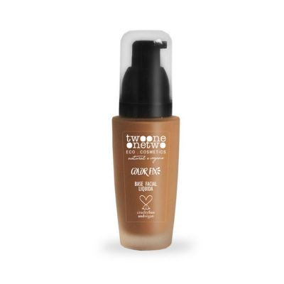 Base Facial Natural Vegano Color Fix 773.05 - Golden Brown -Twoone Onetwo Makeup - 40gr