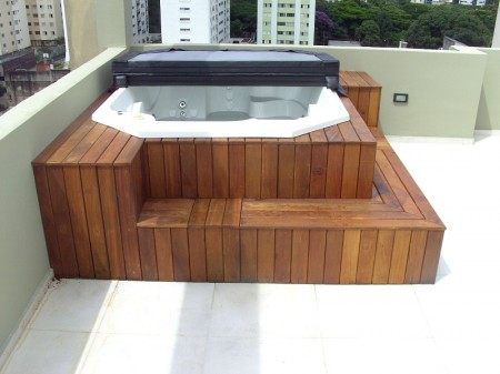 Capa Térmica Jacuzzi p/ Spa Hiperline Family (2,20m x 2,00m)