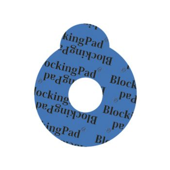Blocking Pad Digital STR22 1000 Mr Blue
