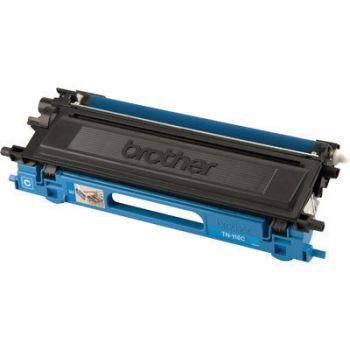 Recarga Toner Brother TN110/115 - Ciano 1,5K
