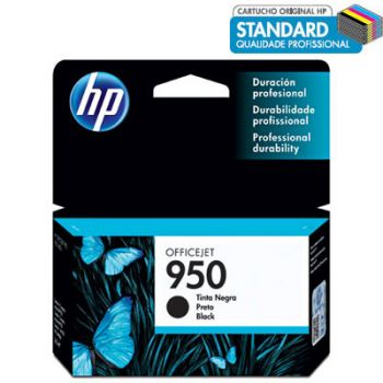 Cartucho Hp 950 Preto CN049AB Original