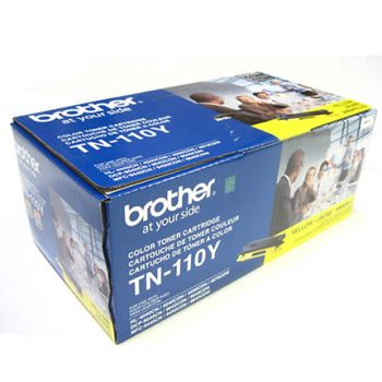 Toner Brother TN-110Y Amarelo Original
