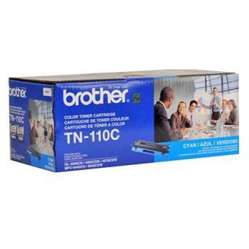 Toner Brother TN110 Ciano Original  - foto 1