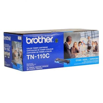 Toner Brother TN110 Ciano Original  - foto principal 1