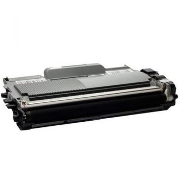 Toner Brother TN-2370 - TN-660 Preto Compatível 2.6K
