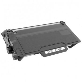 Toner Brother TN-3472 Preto Compatível 12K