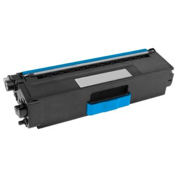 Recarga Toner Brother TN-319 - TN-339 Ciano 6K