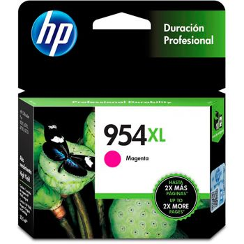 Cartucho Hp 954XL Magenta L0S65AB Original