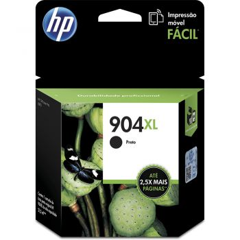 Cartucho Hp 904XL Preto T6M16AB Original