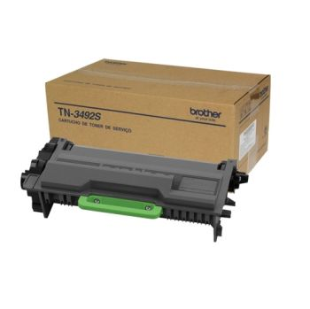 Toner Brother TN-3492 Preto Original 20K