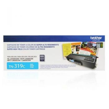 Toner Brother TN-319 Ciano Original