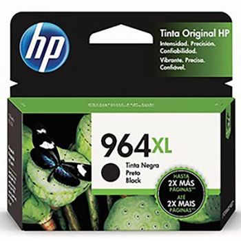 Cartucho Hp 964XL Preto 3JA57AL Original
