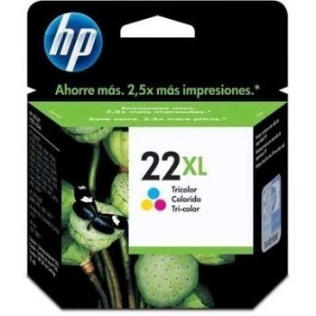 Cartucho Hp 22XL Color C9352CB Original