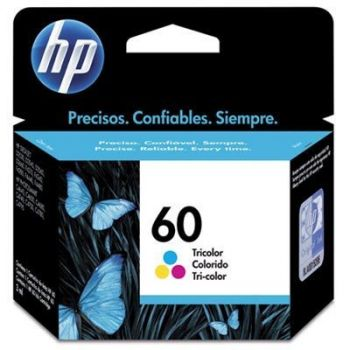 Cartucho Hp 60 Color CC643WB Original