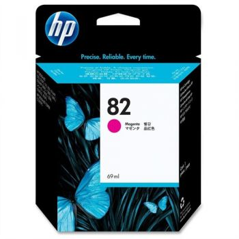 Cartucho Hp 82 Magenta C4912AB Original