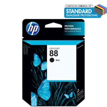 Cartucho Hp 88 Preto C9385AL Original