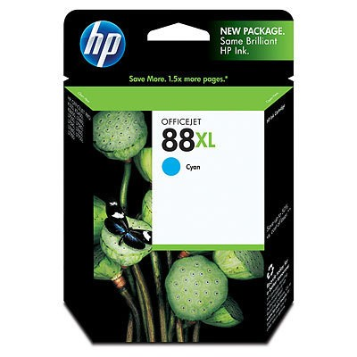 Cartucho Hp 88XL Ciano C9391AL Original