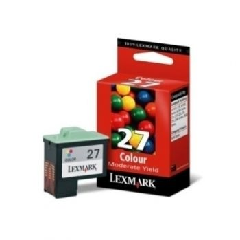 Cartucho Lexmark 27 Color 10N0227 Original