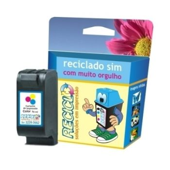 Recarga Cartucho Hp 23 Color - C1823DL