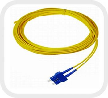 Pig Tail SC PC Monomodo Duplex 2mm 1,5 Metros