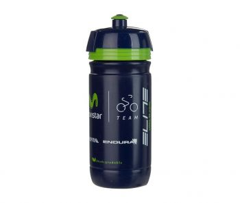 Caramanhola Garrafa Elite Fly Team Movistar 550ml