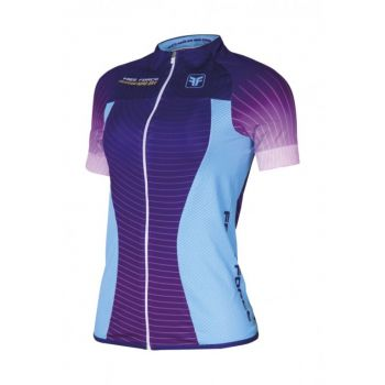 Camisa de ciclismo Feminino Free Force ROAD DAY