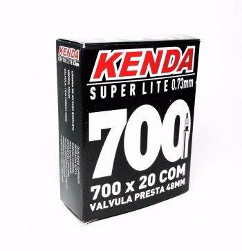 Camara de ar Speed Road Gravel KENDA 700x18/23 48MM