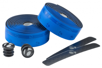 Fita de Guidão Bontrager Speed Road Cortiça com Gel Cork Tape - Azul